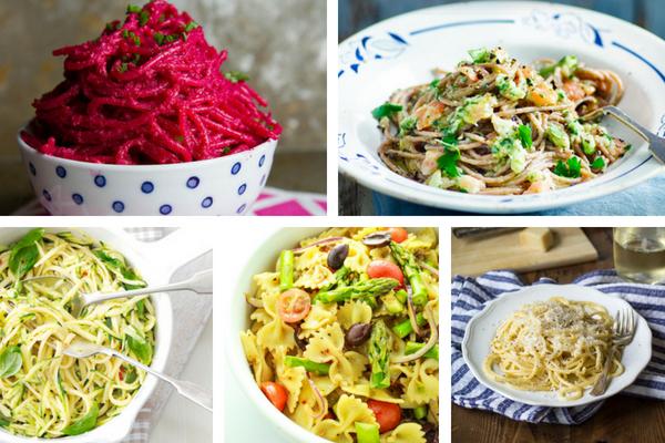 15 min pasta dishes